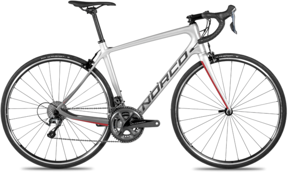 Norco Valence C Ultegra Color: Silver