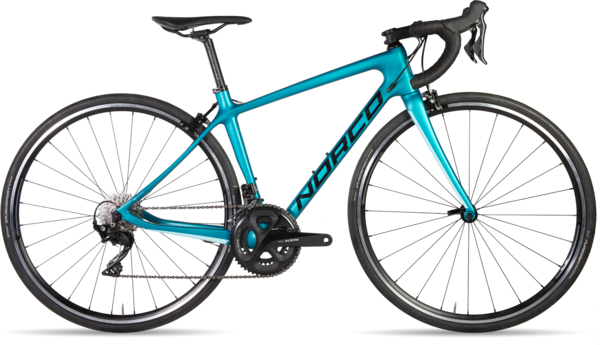 Norco Valence Carbon 105 Women's Color: Glacial Blue