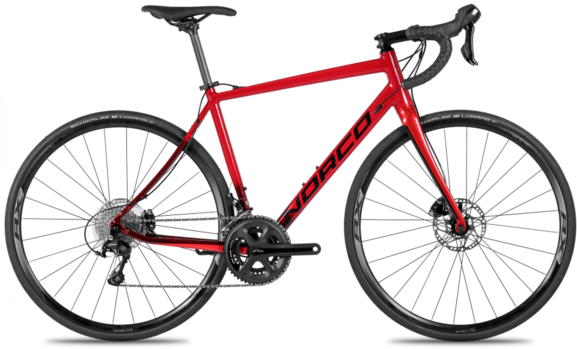 Norco Valence Disc A 105 Hydro Color: Red