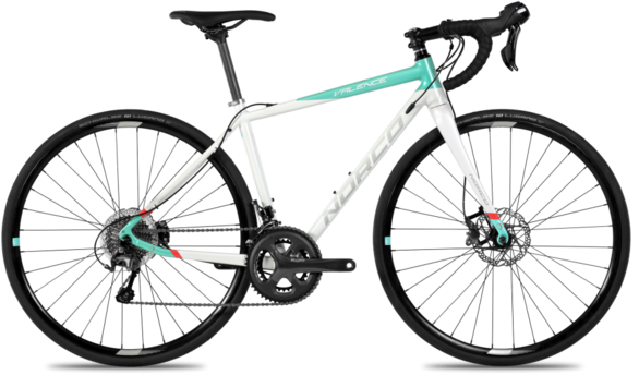 Norco Valence Disc A Tiagra RS405 Forma Color: Mint/White