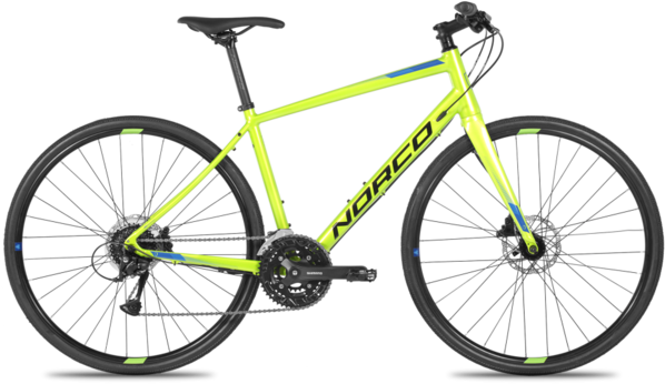 Norco VFR 2 Color: Green