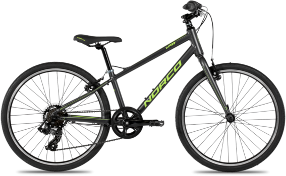 Norco VFR 24 Color: Black