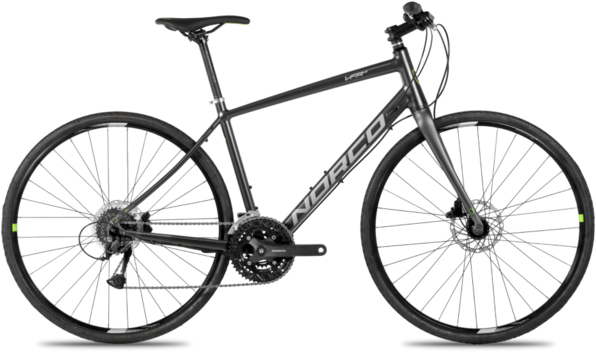Norco VFR 3 Color: Charcoal/Lime Green