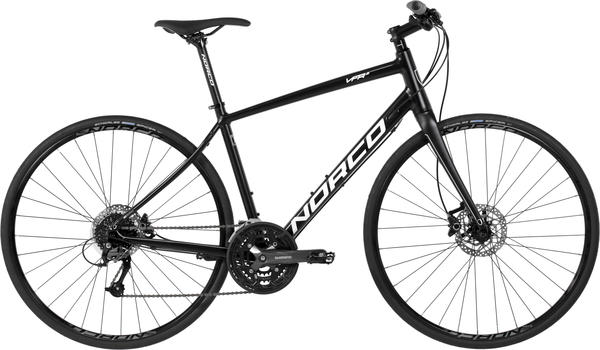 Norco VFR 3 Color: Black/White