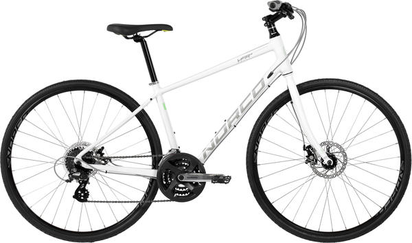 Norco VFR 5 Forma Color: White/Green