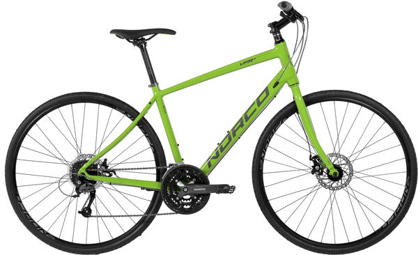 Norco VFR 4 Disc Color: Lime Green