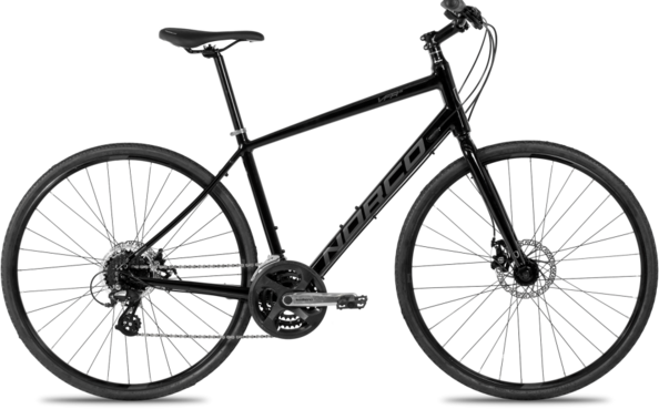 Norco VFR 5 Color: Black/Silver