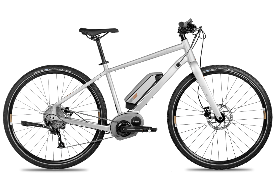Norco VLT R2 Color: Silver