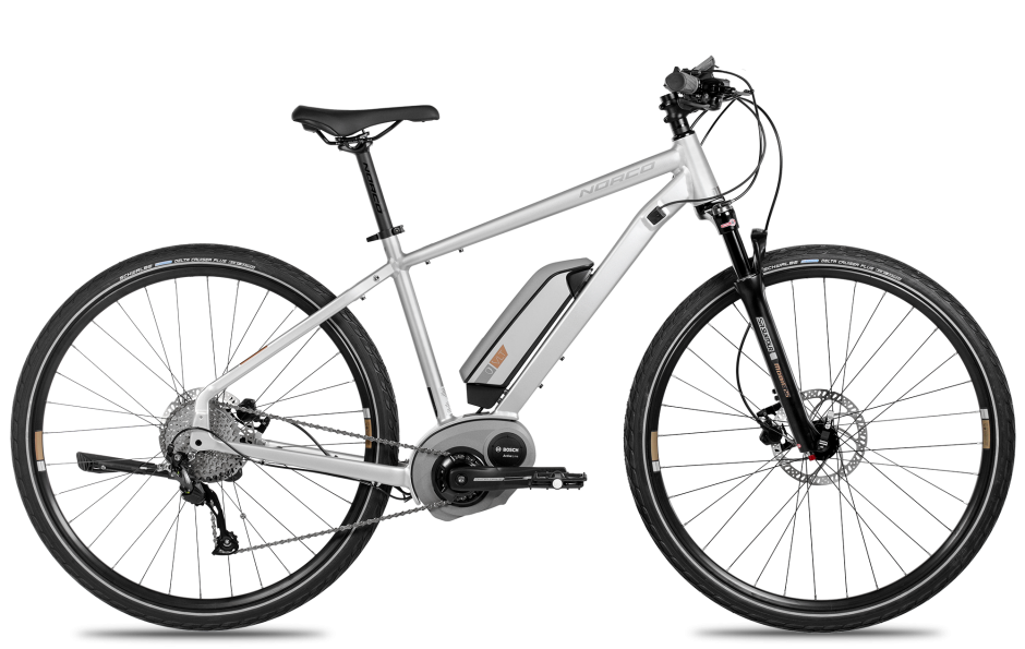 Norco VLT S2 Color: Silver