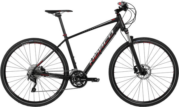 Norco XFR 1 Color: Black/Red