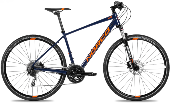 Norco XFR 1 Color: Blue