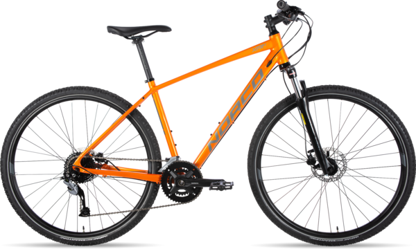 Norco XFR 1 Color: Valencia Orange