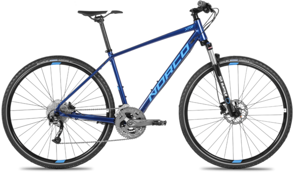 Norco XFR 2 Color: Blue