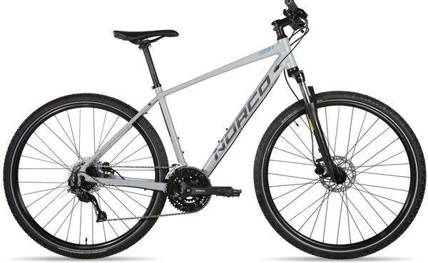 Norco XFR 2 Color: Concrete/Charcoal