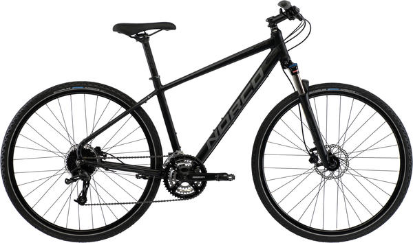 Norco XFR 2 Color: Black/Gray