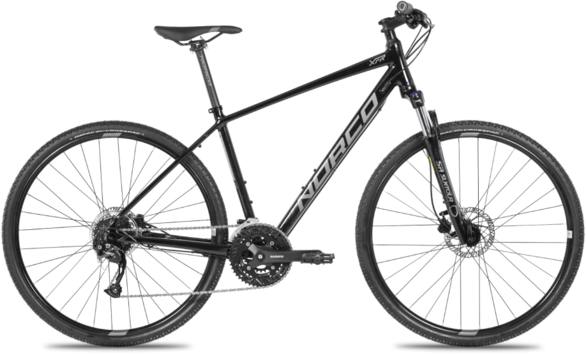 Norco XFR 3 Color: Black