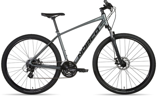 Norco XFR 3 Color: Charcoal/Black