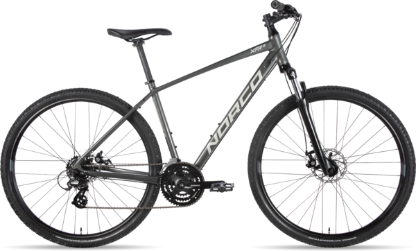 Norco XFR 3 Color: Charcoal