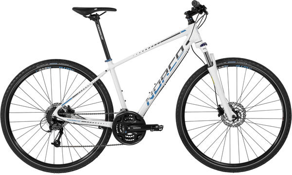 Norco XFR 3 Forma Color: White/Blue