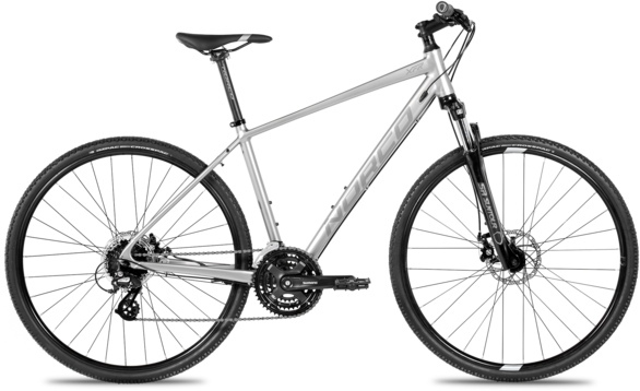 Norco XFR 4 Color: Grey