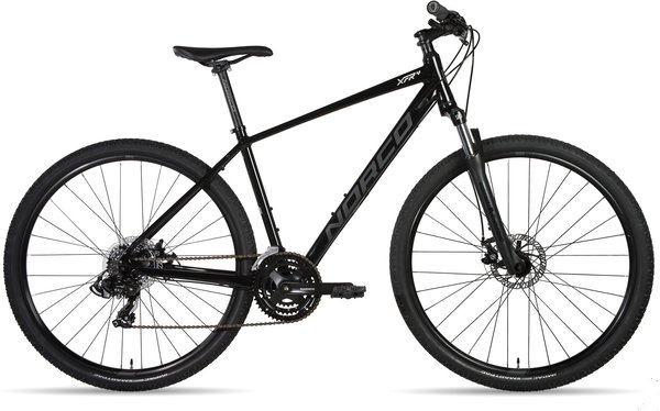 Norco XFR 4 Color: Black/Charcoal