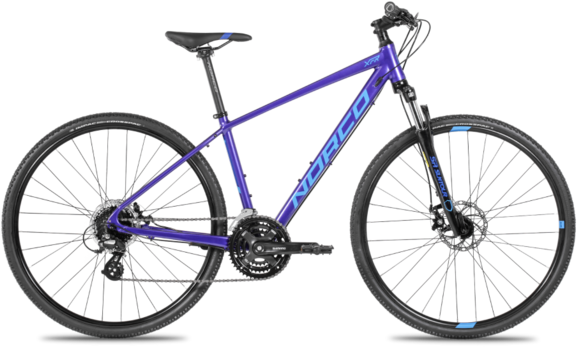 Norco XFR 4 Women's Color: Purple