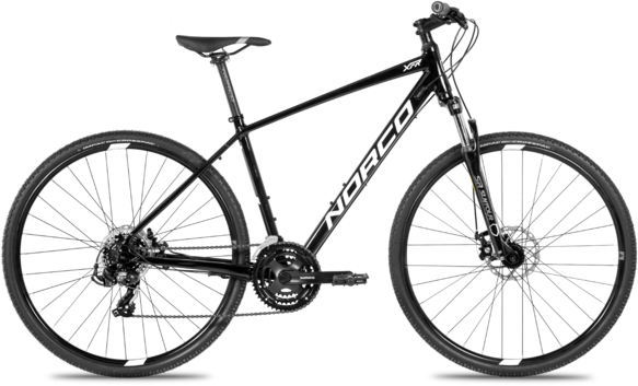 Norco XFR 5 Color: Black