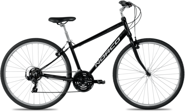 Norco Yorkville Color: Black/Silver