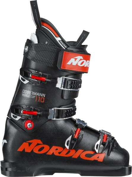 Nordica Dobermann WC 110 Color: Black