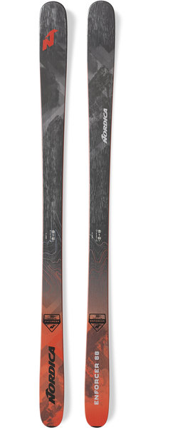 Nordica Enforcer 88 Color: Black/Red