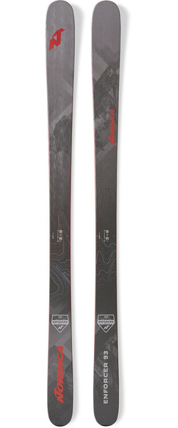 Nordica Enforcer 93 Color: Gray/Black