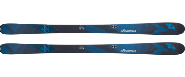 Nordica Navigator 85 TI Color: Blue