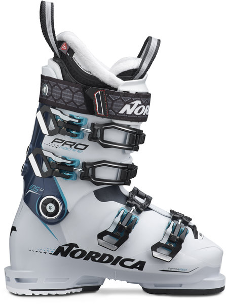 Nordica Promachine 105 W Color: White/Blue/Lightblue