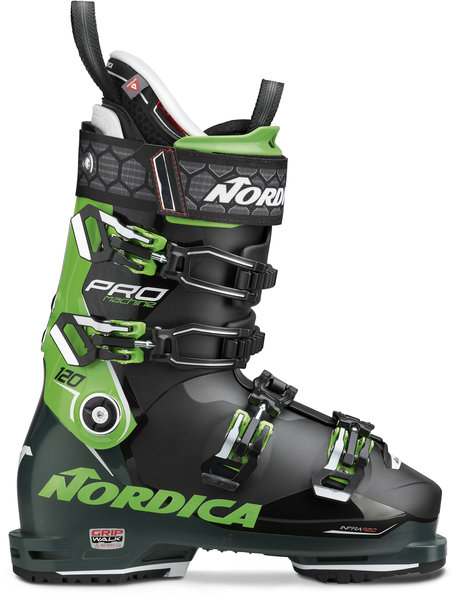 Nordica Promachine 120 Color: Black/Green