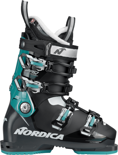Nordica Promachine 95 W Color: Black/Anthracite/Blue