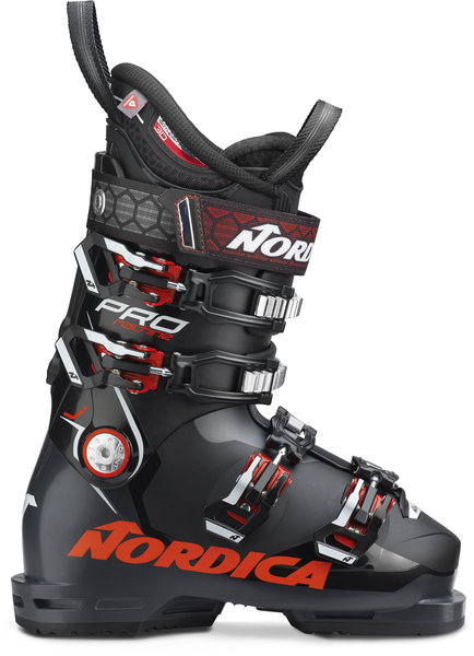 Nordica Promachine J 90 Color: Black/Red
