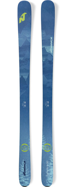 Nordica Santa Ana 88 Color: Blue
