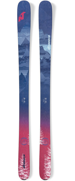 Nordica Santa Ana 93 Color: Midnight Blue/Violet