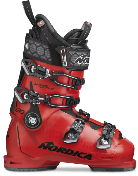 Nordica Speedmachine 130 Color: Red/Black