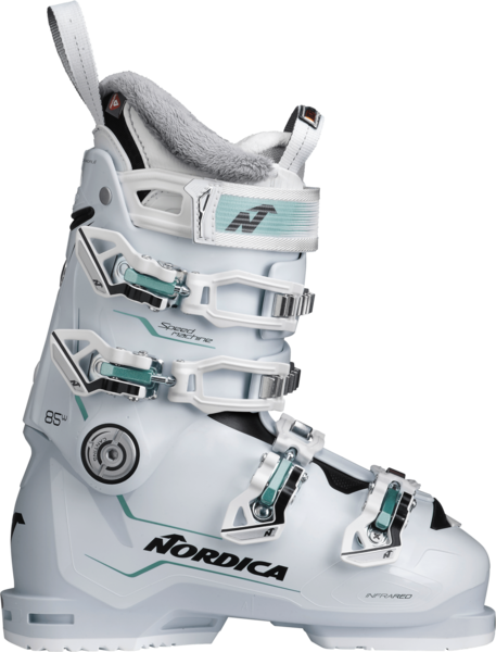 Nordica Speedmachine 85 W Color: White/Black/Green