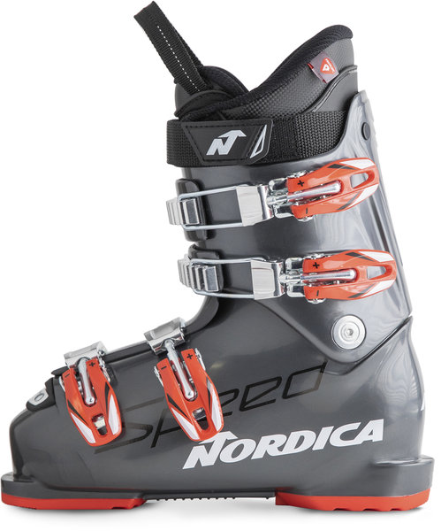 Nordica Speedmachine Team J Color: Gray/Red