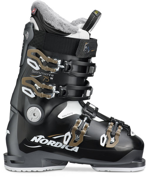 Nordica Sportmachine 75 W Color: Black/Anthracite/Bronze