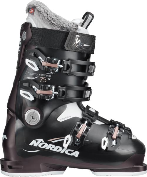 Nordica Sportmachine 75 W Color: Black/Pink