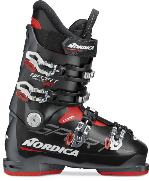Nordica Sportmachine 80 Color: Black/Anthracite/Red