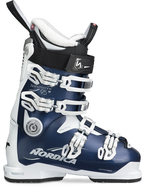 Nordica Sportmachine 95 W Color: Blue/White/Black