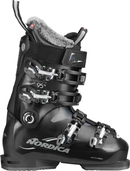 Nordica Sportmachine 95 W Color: Black/Anthracite/White