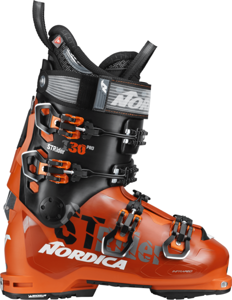 Nordica Strider 130 DYN Color: Orange/Black