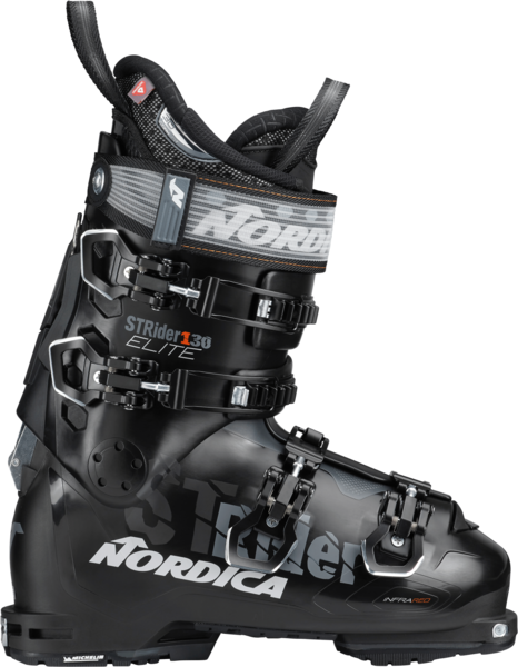 Nordica Strider Elite 130 DYN Color: Black