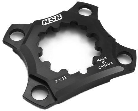 North Shore Billet 1x11 Spider for SRAM Cranks