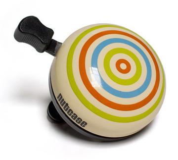 Nutcase Pop Bullseye Bell